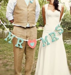 coral and teal wedding - i like these colors together - with a lace dress - yes!