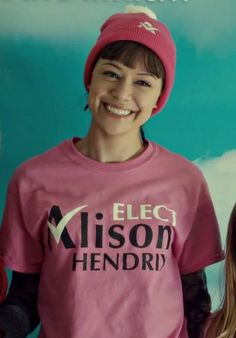 Cosima as Allison