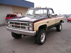 73-87 4x4s - Page 3 - The 1947 - Present Chevrolet & GMC Truck Message Board Network