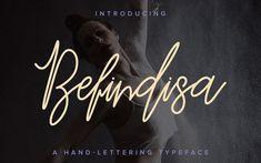 befindisa-script-font