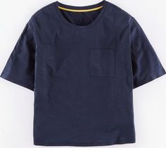 Boden Supersoft Boxy Tee Blue Boden, Blue 35263870 A down time staple, this supersoft cotton modal tee has a modern boxy shape. Pair with skinnies for an effortlessly chic finish. http://www.comparestoreprices.co.uk/january-2017-9/boden-supersoft-boxy-tee-blue-boden-blue-35263870.asp