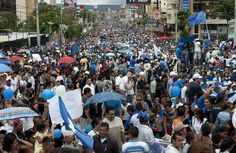 OEA crea misión contra corrupción en Honduras