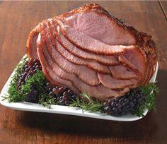 Honey Glaze Spiral Sliced Ham