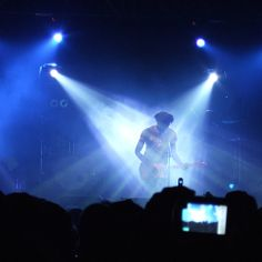 How to photograph concerts and stage performances
