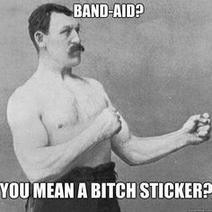 Band aid???