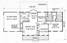 Floor plan image of GREAT ONE STORY