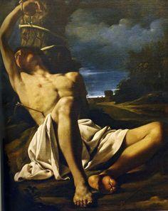 Guercino (Giovanni Francesco Barbieri) (1591-1666), San Sebastiano