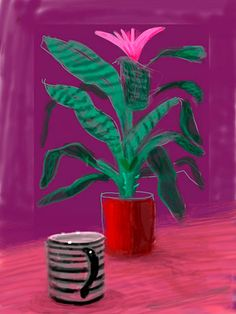 iPad : Digital : Works | David Hockney