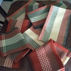 Ravelry: terrica's Autumn Towel Project