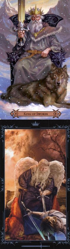 King of Swords: wielding truth as authority and manipulative (reverse). Spellcasters Tarot deck and Dark Fairytale Tarot deck: free tarot reading online accurate, tarot cards yes no vs yes no tarot reading. New playing cards art and fortune telling diy.