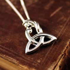 Celtic Mothers Knot Necklace