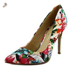 Jessica Simpson Purla Women US 6.5 Multi Color Heels - Jessica simpson pumps for women (*Amazon Partner-Link)