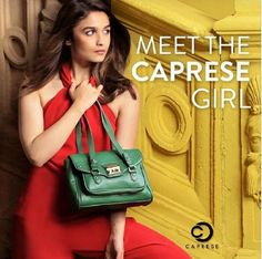 Alia Bhatt Face of Fashion Brand 'Caprese' http://actfaqs.com/Alia-Bhatt-Face-of-Fashion-Brand-Caprese