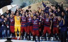 FC Barcelona Campeón del Mundialito de Clubes 2015