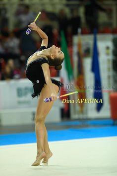 Dina AVERINA (Russia) ~ Clubs @ Padova-Italy Photographer : Daniele Cifalá.