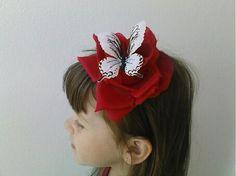 Wesega / Ruža s motýľom