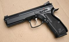CZ SHADOW 2 9mm Black Polycoat 91254