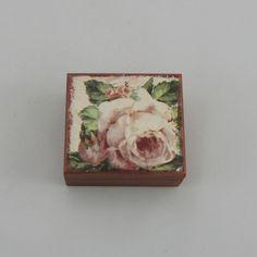 Szkatułka-róża w Angellum na DaWanda.com