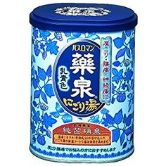 Bath Roman Yakusen Japanese Bath Salts - 650g (Muddy Blue)