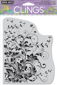Hero Arts Leafy Vines Cling Stamp Hero Arts http://www.amazon.com/dp/B00AQDRWXY/ref=cm_sw_r_pi_dp_5WyRub138T80M