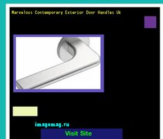 Marvelous Contemporary Exterior Door Handles Uk 133547 - The Best Image Search