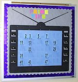Website filled with Interactive Bulletin Boards for every objective and includes worksheets to accompany each one!