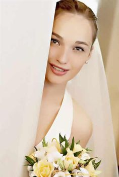 Applying Wedding Makeup Suggestions : 1000+ images about Wedding Makeup Tips on Applying Blush ...
