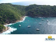 #infoacapulco Isla de la Roqueta. INFORMACIÓN SOBRE ACAPULCO. La Isla de la Roqueta, ubicada enfrente de las playas Caleta y Caletilla, es la única isla del puerto de Acapulco y está protegida por la Secretaría de Marina. Diversas leyendas de piratas y tesoros se cuentan de ella, lo cierto es que en la parte más alta de ésta, se encuentra un enigmático faro que ofrece una extraordinaria vista de la Bahía. Te invitamos a conocer más sobre las maravillas naturales que el puerto de Acapulco te…
