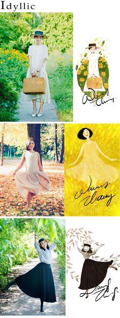 http://www.nancy-zhang.com/gallery/fashion-illustrations