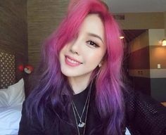 Girlish Pink Make up With subs 소녀 핑크 메이크업-pony makeup kpop Cute Korean Girl, Asian Girl, Trendy Hairstyles, Girl Hairstyles, Pony Korean, Korean Hair, Korean Colors, Pony Makeup, Hair Color Asian