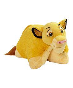 Simba Pillow Pet #zulily #zulilyfinds