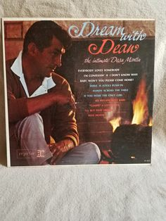Dean martin Dream With Dean The Intimate by TheVintageRecordStop