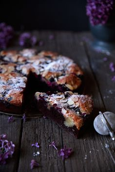 St[v]ory z kuchyne Gluten Free Grains, Chocolate Cake, Almond Chocolate, Sponge Cake, Grain Free, Food Inspiration, Banana Bread, Food And Drink, Sweets