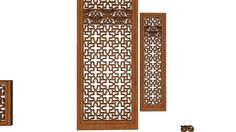 Islamic Grille - 3D Warehouse