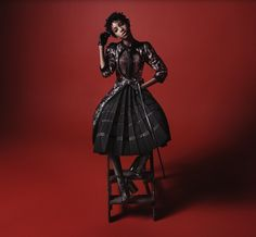 Willow Smith Is The New Face Of The Marc Jacobs Brand And She Looks Stunning - http://urbangyal.com/willow-smith-is-the-new-face-of-the-marc-jacobs-brand-and-she-looks-stunning/