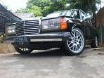 Mercedes W123 - Irawan's Site - Photo Album 2009-05-25 -
