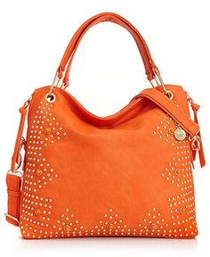 Big Buddha Handbag, Autumn Tote - All Handbags - Handbags & Accessories - Macy's