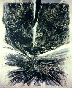 Pintura nº 27 ,Óleo y collage sobre lienzo