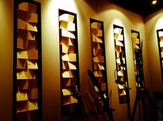 L'n'R – Luca Rustici / New Vocal Booth #sound #acoustics #design #audio