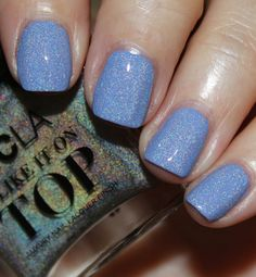 ncLA I Like It On Top Luxury Nail Lacquer Finish