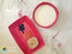 Bebeklerin İkindi Öğünü Kuru Meyveli Yogurt 6+ay
