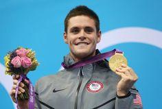 David Boudia's Diving Gold