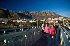 Historical City Running Tour of Cape Town Run in the footsteps of van Riebeeck and discover Cape Town's rich heritage:A classic running tour of the city centre: get a feel for the vibe of the city by running through its streets, while your guide shares the history and anecdotes of historic placesyou're passing. Running past landmarks like the Castle of Good Hope and City Hall, as well as through the Company's Gardens – a peaceful oasis in the bustling CBD – and the colourful...