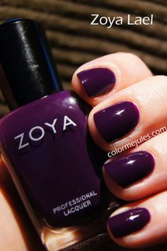 Zoya Lael - www.colormejules.com