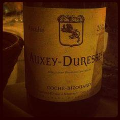 Auxey Duresses - Coche Bizouard - 2009