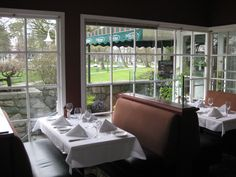 Afternoon Tea at Fish House - Stanley Park, Vancouver BC   Reason:  Great tea over looking a beautiful park view