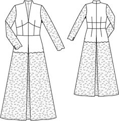 burda style 03/2012  Kleid 101  The collar. Shorter w cap sleeves?