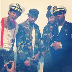 wiz, juicy j and taylor gang New Hip Hop Beats Uploaded EVERY SINGLE DAY http://www.kidDyno.com