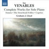 Ian Venables: Complete Works for Solo Piano [CD]