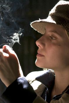 Mélanie Laurent in Inglourious Basterds